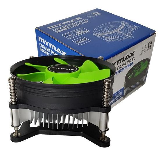 Cooler Para Intel Socket 1155/1156p Mymax