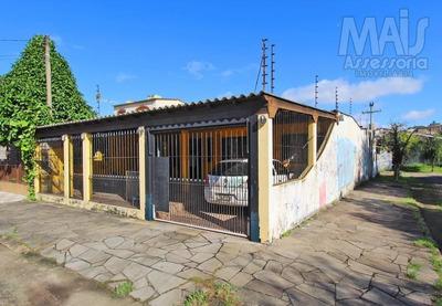Casa Para Venda Em Porto Alegre, Rubem Berta, 2 Dormitórios, 1 Suíte, 2 Banheiros, 2 Vagas - Jvcs265
