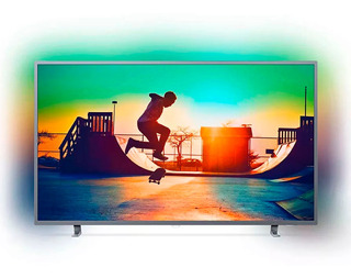 Smart Tv Philips 55 4k Ambilaght Usb Hdmi Netflix