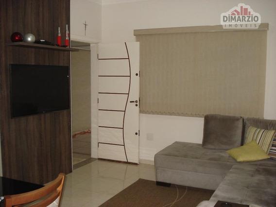 Casa Residencial À Venda, Parque Nova Carioba, Americana. - Ca1044
