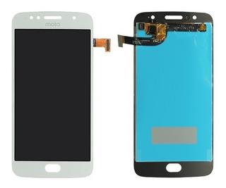 Tela Display Lcd Motorola Moto G5s Xt1792 Prata Original