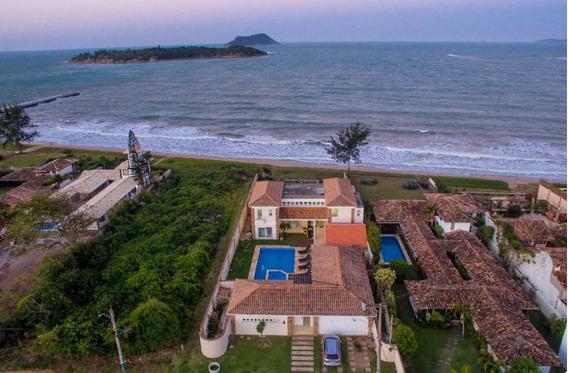 Espectacular Vila Na Beira-mar