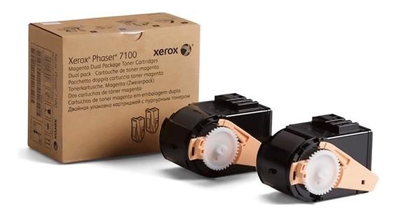 Toner Xerox 7100 Original Impresora Phaser Color 9k