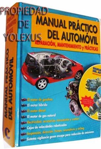 Imagen 1 de 8 de Libro Reparacion  Practico Del Automóvil-original
