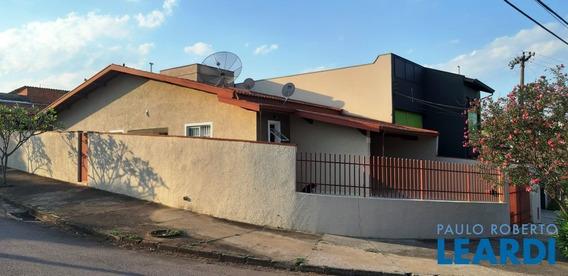 Casa Térrea - Jardim Pinheiros - Sp - 588475
