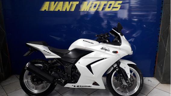 Kawasaki Ninja 250 Branca 2011