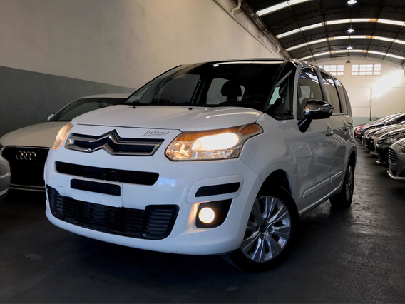 Citroen C3 Picasso 1.6 N Exclusive Full-full , Anticipo $