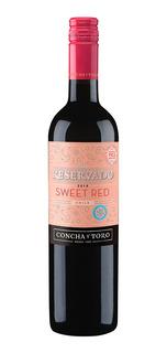 Vino Tinto Concha Y Toro Sweet Red Reservado De 750ml