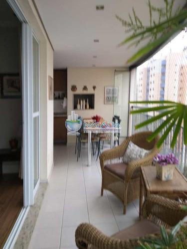 Imagem 1 de 30 de Apartamento Com 4 Dorms, Vila Mascote, São Paulo - R$ 1.7 Mi, Cod: 64518 - V64518