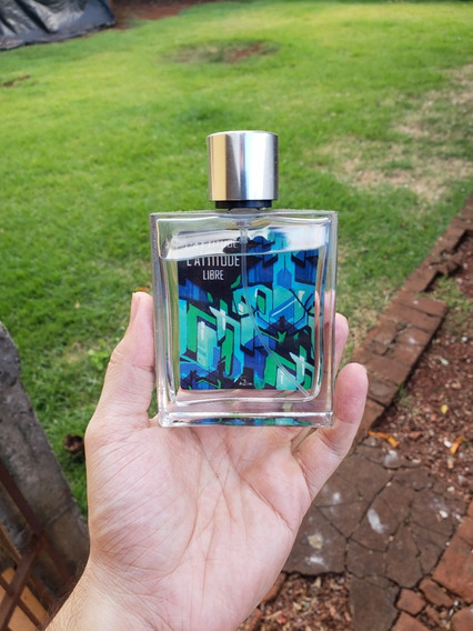 Latitude Libre Jequiti 100ml