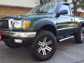 Toyota Tacoma 4x4 Recien Legalizada Standar 4 Cilindros