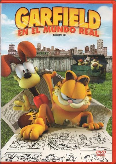 Garfield En El Mundo Real - 20th Century Fox - Extras - Dvd