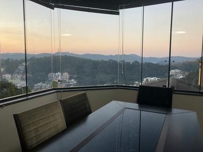 Casa Para Venda Em Condomínio Hills 3