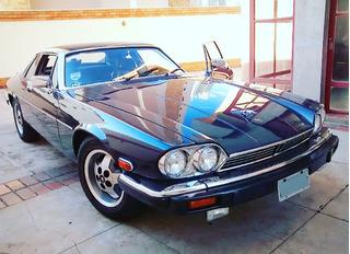 Jaguar Xjs Coupê Jaguar