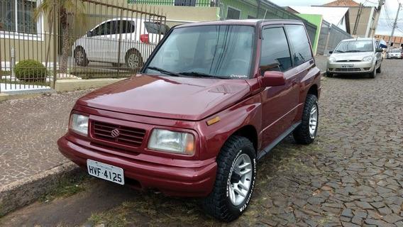 Suzuki Vitara Jlx 4x4, Automático, Todo Revisado, Impecável.