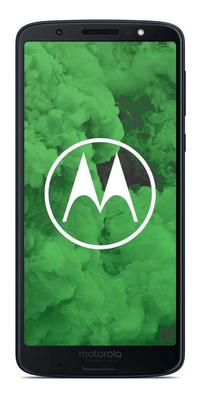 Moto G6 Plus 64 GB Índigo oscuro 4 GB RAM
