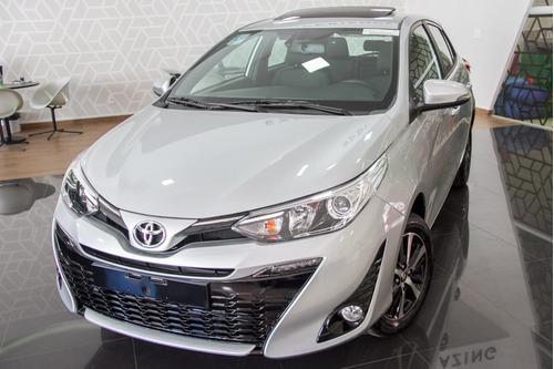 Toyota Yaris Hatch 1.5 Xls Connect Cvt (flex)