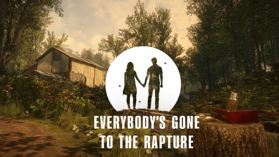 Everybody Gone To The Rapture Ps4 Original**1