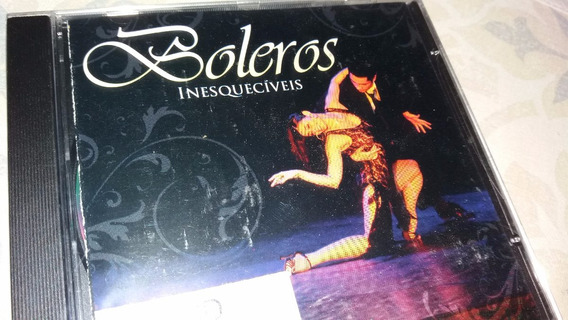 Cd Boleros Inesquecíveis - Lacrado - Original - Novo.