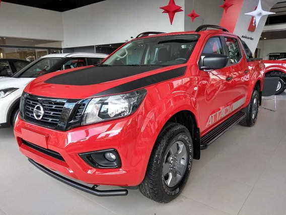 Nissan Frontier Atk At X4