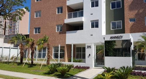 Apartamento Com 3 Dormitórios À Venda, 92 M² Por R$ 755.000,00 - Bigorrilho - Curitiba/pr - Ap2508