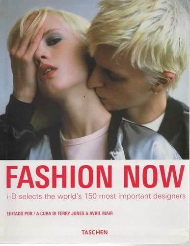 Livro Fashion Now By Taschen