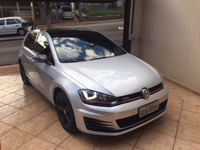 Vw Golf Gti 2.0 Ano:2015/unico Dono.