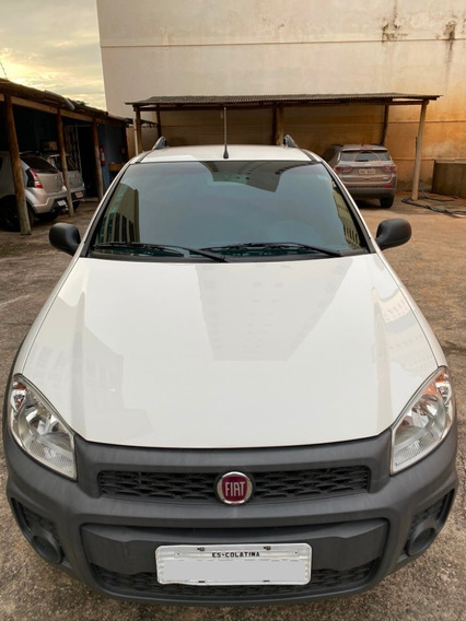 Fiat Strada Working Cs 1.4 2015/2016 Completa(somente Venda)
