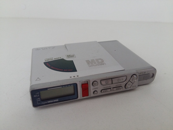Md Minidisc Walkman Sony Mz-r37 Digital Recording