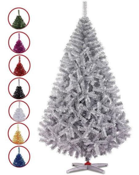 Arbol De Navidad Naviplastic Monarca De Lujo 190 Cms