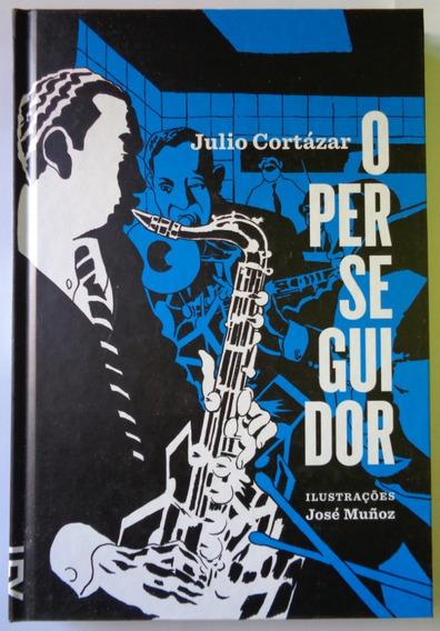 Julio Cortázar Livro O Perseguidor Cosac Naify Frete Grátis
