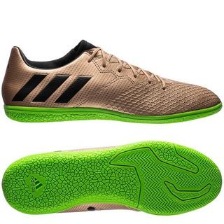 Chuteira adidas Messi 16.3 - Futsal Dourada