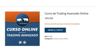 Curso Basico Y Avanzado Trading Francisca Serrano
