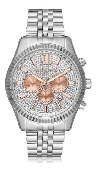 Reloj Michael Kors Lexington Crystallized Watch Mk8515