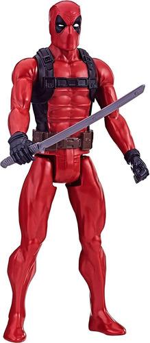 Imagen 1 de 2 de Marvel Figura Titan Hero 12 In Deadpool
