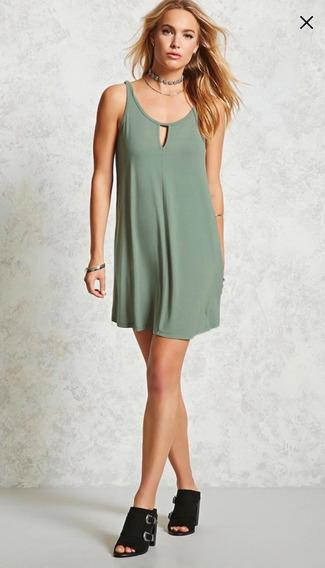Vestido Mujer Forever 21art 1026