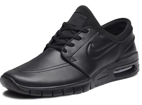Tênis Masculino Couro Sintetico Nike Skate/passeio