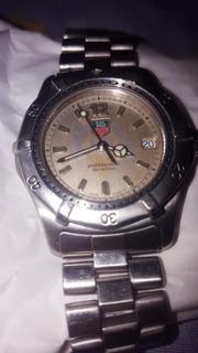 Reloj De Pulsera Tag Heuer Swiss Since 1860 (wk1212) 200m