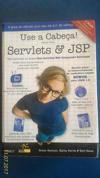 Livro Use A Cabeça! Servlets & Jsp - 2ª Edição