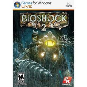 Bioshock 2 Para Pc Novo Físico Original E Lacrado