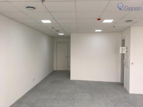 Sala Para Alugar, 48 M² Por R$ 2.400/mês - Pinheiros - São Paulo/sp - Sa0222