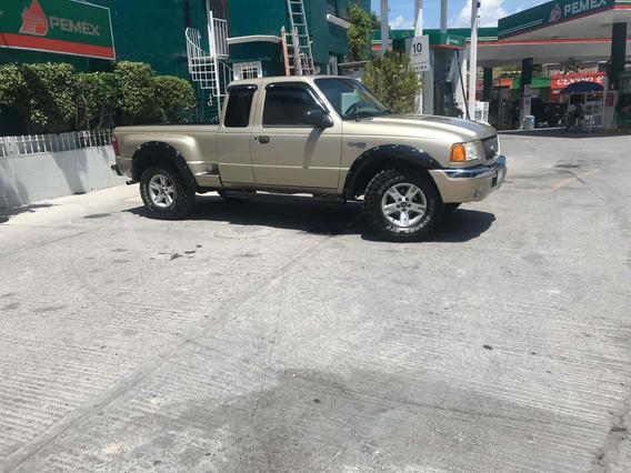Ford Ranger Pickup Xl L4 Mt 2002
