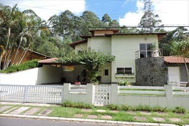 Ref.: 4328 - Casa Condomínio Fechado Em Jandira, No Bairro Nova Higienopolis - 3 Dormitórios