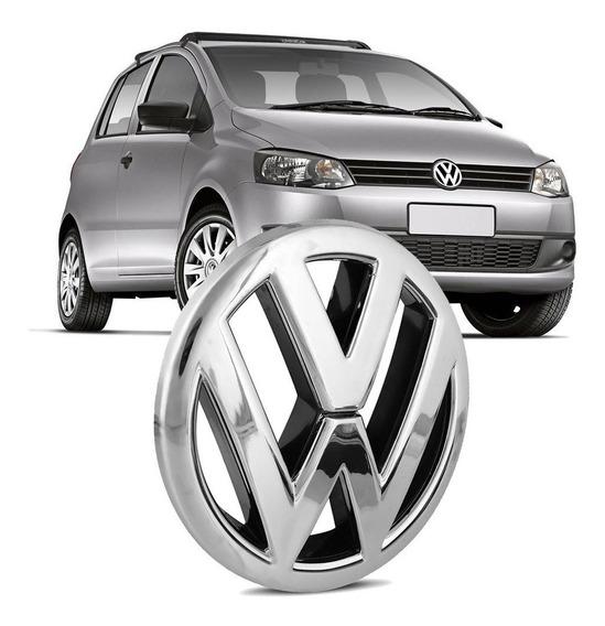 Emblema Grade Dianteira Vw Fox 2010 2011 2012 2013 2014