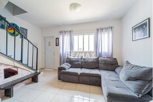 Casa Com 2 Dormitórios À Venda, 63 M² Por R$ 190.000,00 - Caucaia Do Alto - Cotia/sp - Ca0663