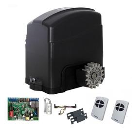 Motor Portão Eletrônico 700kg Deslizante Agl S/ Cremalheira