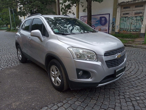 Chevrolet Tracker Ltz At4x4