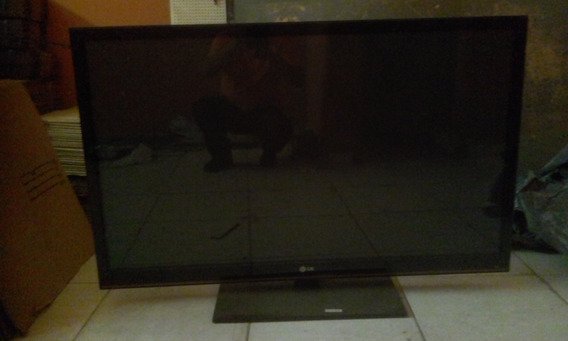 Display Lg 50pt250b C/gabinete E Base Testada