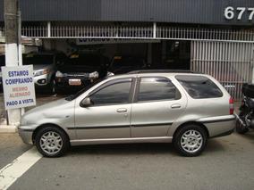 Fiat Palio Weekend 1997 1.6 Cinza - Esquina Automoveis