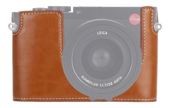 Funda De Cuero Para Leica Q Typ 116